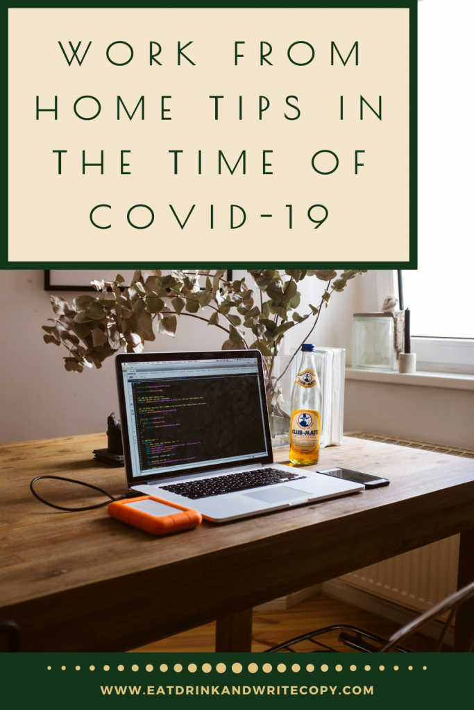 Those of us who can have been asked to stay home. So here are some remote work tips to help you to make the transition from office life to home life.