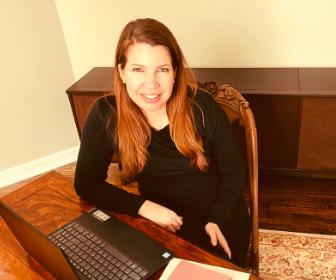 Restaurant web designer & Developer Melanie Garvey