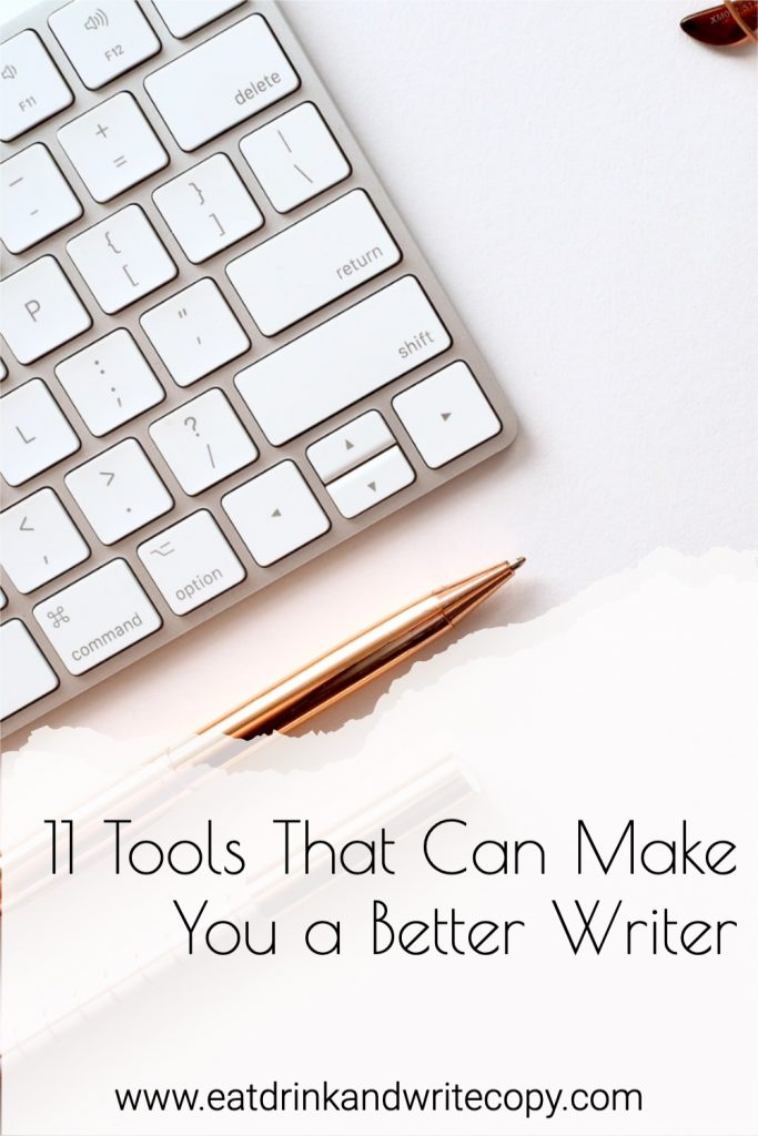 11 Tools that Can Make You a Better Writer