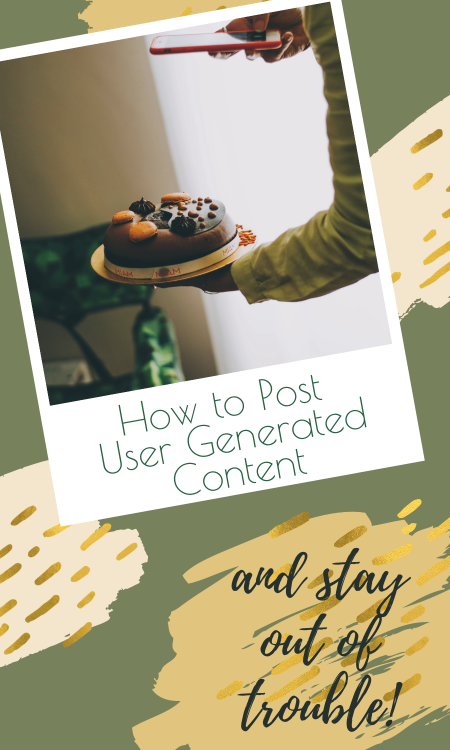 How to repurpose content from users and fans without infringing on their rights and getting yourself into a mess!